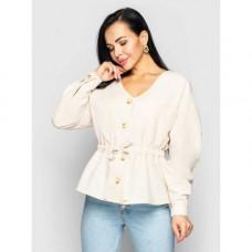 Блуза Ember Молочный