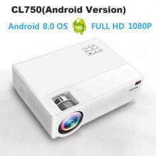 Проектор Crenova CL750. FullHD, Android version