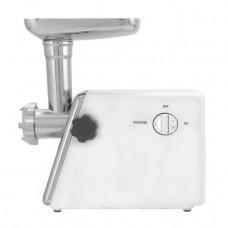 Мясорубка электромясорубка Domotec MS2018 1600W White (007567)