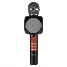 Беспроводной Bluetooth микрофон для караоке HMD WSTER WS-1816 Черный (176-17823314)