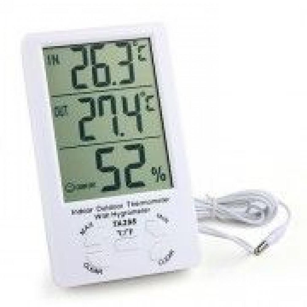 Портативная метеостанция гигрометр - термометр TA-298