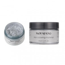 Окрашивающий воск для волос Mofajang Серебристый (hub_Qrvm38437)