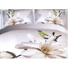 Комплект постельного белья евро-размер - № 793