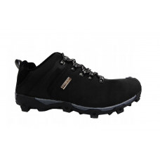 Черные треккинговые мужские кроссовки  BADOXX, р.42-46