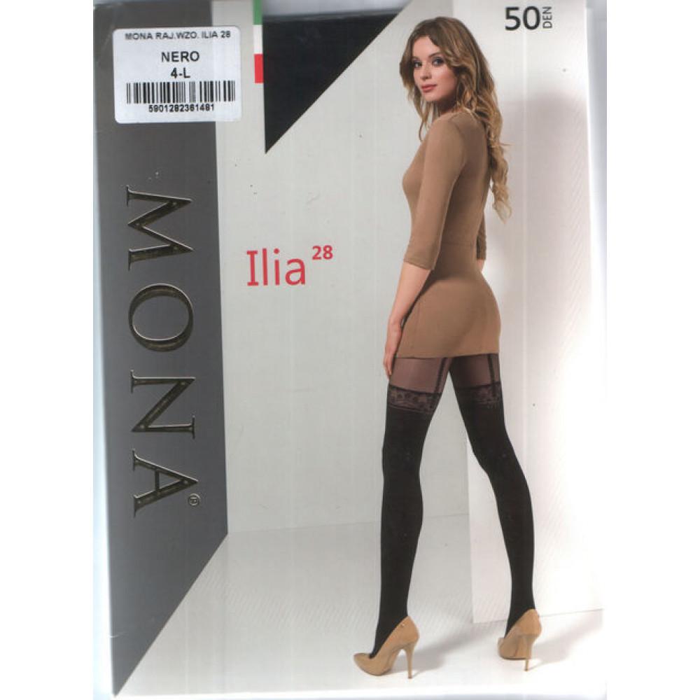 Колготы Mona Ilia 50 den код: 75