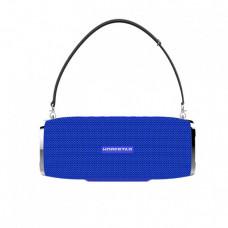 Портативная Bluetooth колонка Hopestar A6 с влагозащитой Синяя (jv-44)