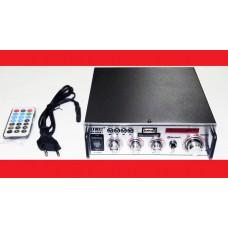 Усилитель звука UKC SN-004BT FM USB Блютуз + Караоке