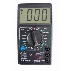Мультиметр тестер цифровой профессиональный HLV DT700D (005905)