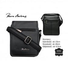 Кожаная сумка Pierre Andreus 504-NDM-PA