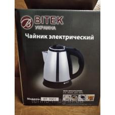 Электрочайник чайник Дисковый ВІТЕК 2,0L 2000W