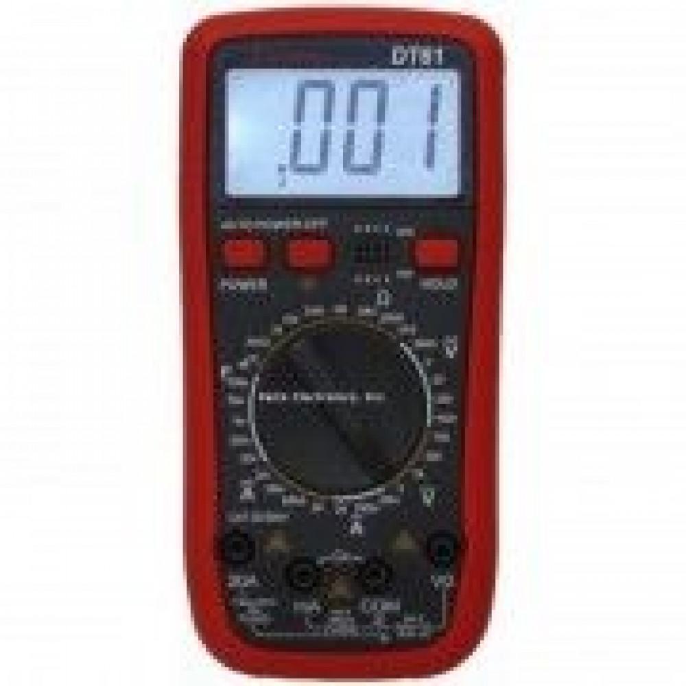 Цифровой мультиметр VC61 (тестер)