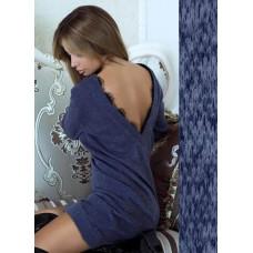 Модное платье-туника высокого качества