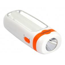 Фонарик светодиодный Tiross TS-1894 orange 1W 10 smd LED (916672370)