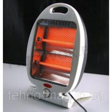 Обогреватель электрический кварцевый инфракрасный MS 5952 800 Вт Серый