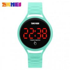 Спортивные часы Skmei 1230 зеленые сенсорные Водостойкость: 3 АТМ