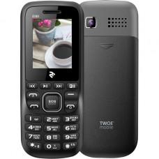 Телефон -моноблок 2E TWOE E180 Dual Sim черный