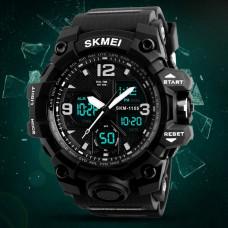 Спортивные часы SKMEI 1155В (водонепроницаемые) цвет - черный