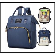 Сумка, рюкзак, органайзер, 3в1 для мам и пап. 3 цвета очень функциональная