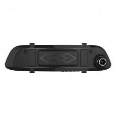 Зеркало заднего вида с видеорегистратором DVR С12 и камерой заднего вида Черный (AS101005343)