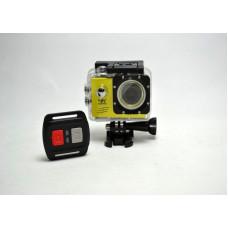 Экшн камера 4K 8000В с пультом разные цвета