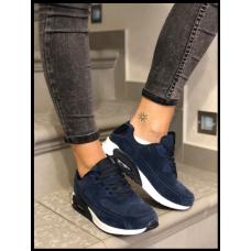 Кроссовки 72-7 синие размеры: 36-41