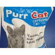 Бентонитовый наполнитель для котов Purr Cat