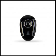 Мини  Bluetooth-гарнитура S650  цвет чёрный. Свозможность прослушивать музыку!