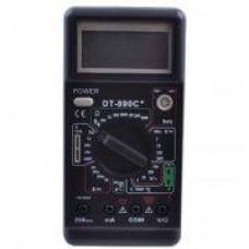 Мультиметр (тестер) DT-890C