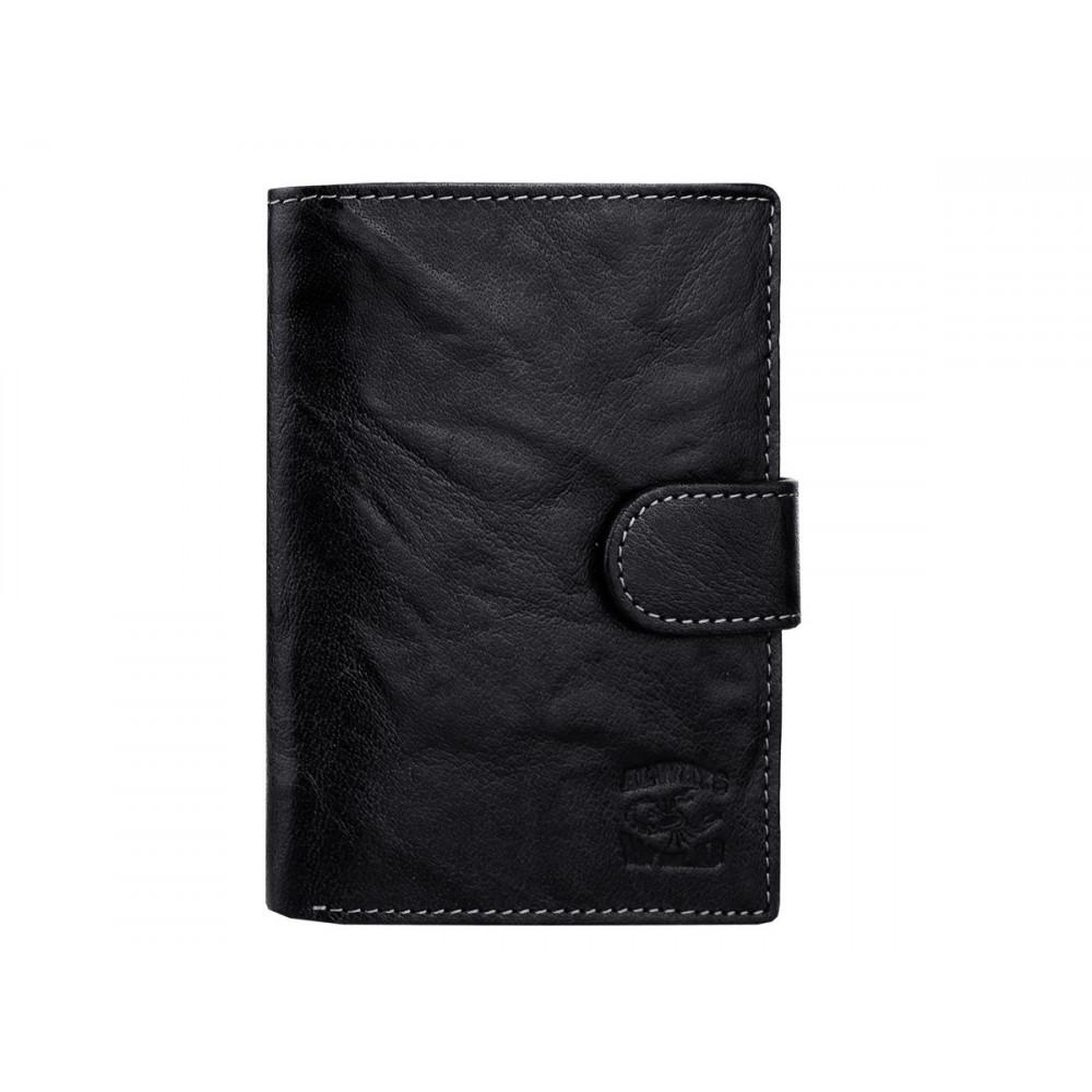Мужской кошелек Always Wild классический стиль кожа