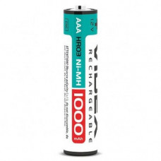 Аккумуляторные батарейки Videx AAA 1000 mAh 2 шт (003975)