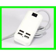 Зарядное устройство на 4 USB