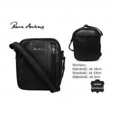 Кожаная сумка Pierre Andreus 8023-NDM-PA