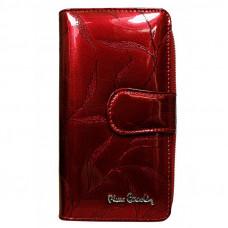 Лаковый кошелек Pierre Cardin код 116. Кожа. Франция
