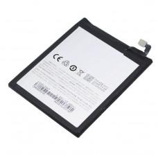 Аккумулятор для мобильного телефона черный Meizu BT61 M- версия (Meizu M3 Note M681H) 4100 mAh AAA