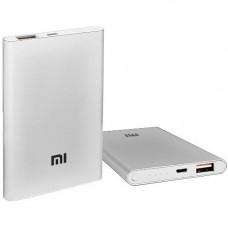 Power Bank MI Slim 5000mAh USB(2A), индикатор заряда (3600mAh)