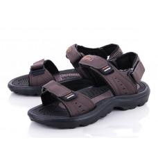 Мужские сандалии SALASOTIK  коричневые  40р  Удобные и лёгкие!