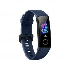 Фитнес-браслет синие Honor Band 5 Blue