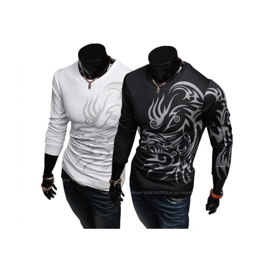 Свитшот, кофта длинный рукав  L, XL, XXL белый , серый код 3 Распродажа