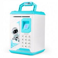 Робот копилка Bela Robot Bodyguard Синий (tdx0000988)