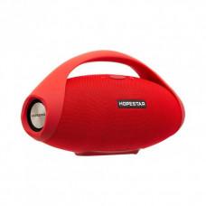 Портативная Bluetooth колонка с влагозащитой Hopestar H31 Red (111287)
