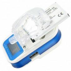 Зарядное устройство MHZ зарядка адаптер LCD Жабка 1020 (004217)
