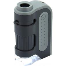 Карманный микроскоп Carson MicroBrite Plus со светодиодной подсветкой