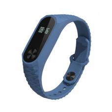 Фитнес-браслет UWatch М2 Синий + черный ремешок (nri-814 )
