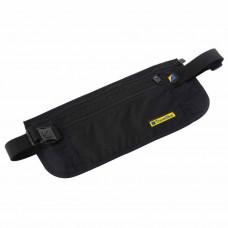 Поясная сумка-кошелек для путешествий Travel Blue Ultra Slim Money Safe Черная (113)