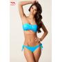 Роскошный купальник код DM060 (голубой)