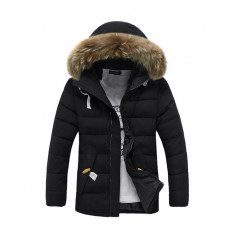 Мужская куртка зимняя  размер М-3XL