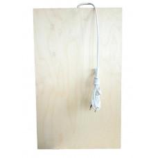 Деревянная подставка обогреватель универсальная Trio ТРИО 0.62х0.49 м 160 Вт (iz00316)