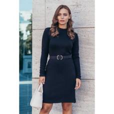 Платье 539 черное