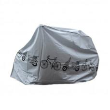 Чехол-накидка на велосипед/мопед Серый (PD-CH-01)