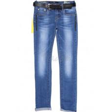 Женские джинсы с декором артикул 6733, р.26